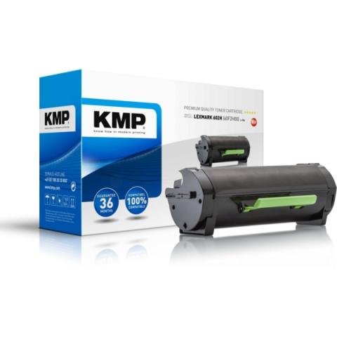 KMP Recycelter original Toner, ersetzt 602H