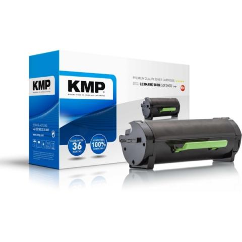 KMP Toner ersetzt 50F2H00 für Lexmark MS310D ,