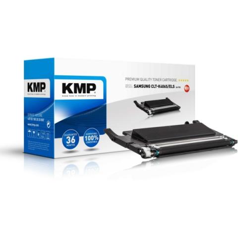 KMP Toner, recycelt, ersetzt CLT-K406S,ELS für