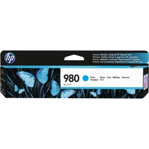 HP D8J07A Tintenpatrone HP980 mit 86, 5ml f�r