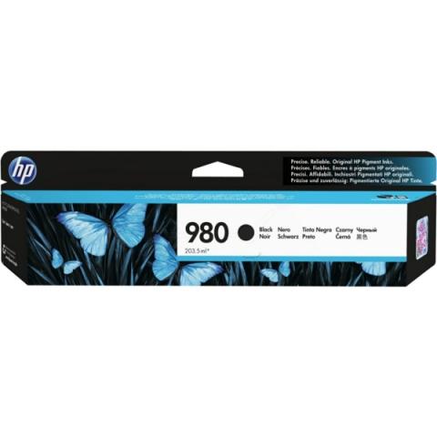 HP D8J10A Tintenpatrone HP980 mit 203,5 ml für