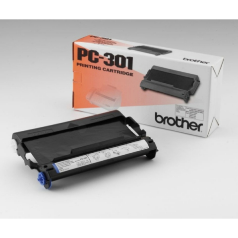 Brother PC301 original Thermo-Transfer-Rolle mit