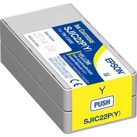 Epson C33S020604 Tintenpatrone original mit