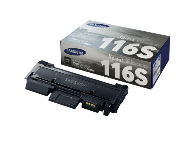 MLT-D116S / ELS Toner, original Samsung, für ca. 1.200 Seiten, schwarz
