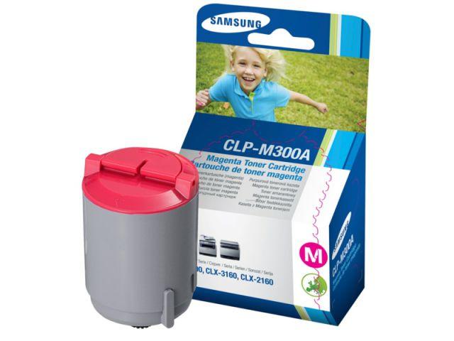CLP-M300A original Toner für ca. 1000 Seiten für Samsung CLP 300 / CLP300N / CLX2160 /