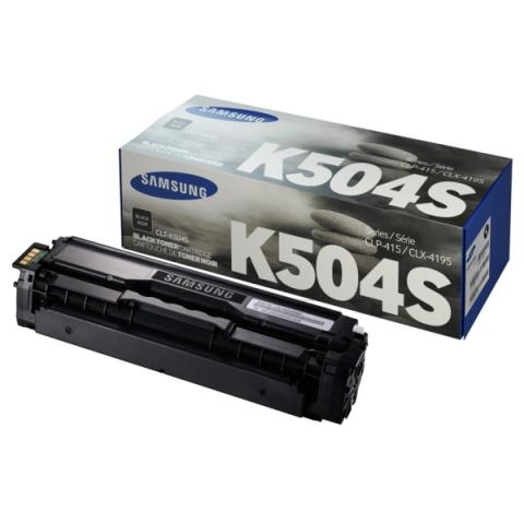 Samsung CLT-K504S , ELS Toner, original von