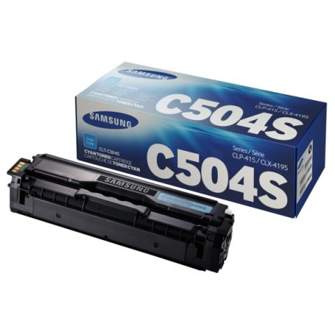 Samsung CLT-C504S , ELS Toner, original von