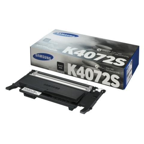 Samsung CLT-K4072S original Toner mit einer