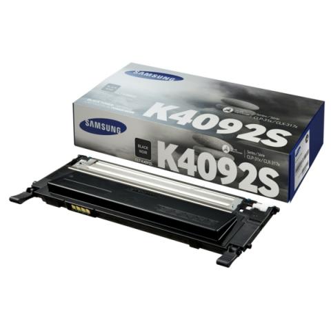 Samsung CLT-K4092S , ELS Toner für CLP310 ,