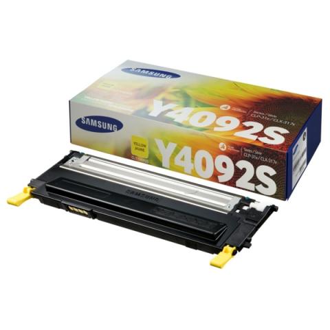 Samsung CLT-Y4092S , ELS Toner für CLP310 ,