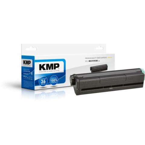 KMP Toner von für ca. 6.000 Seiten, recycelt
