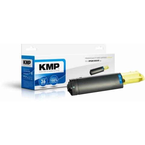 KMP Toner, rebuild, ersetzt S050187 für Epson