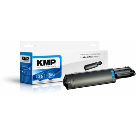 KMP Toner, kompatibler mit K4971 von DELL mit