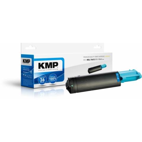KMP Toner, kompatibler mit K4973 von DELL mit