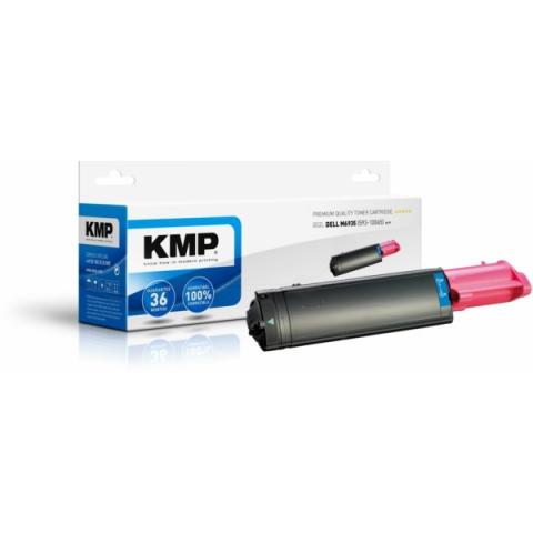 KMP Toner, kompatibler mit K4972 von DELL mit