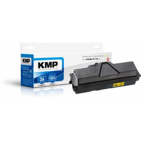 KMP Toner für Kyocera FS-1030MFP , FS-1130MFP