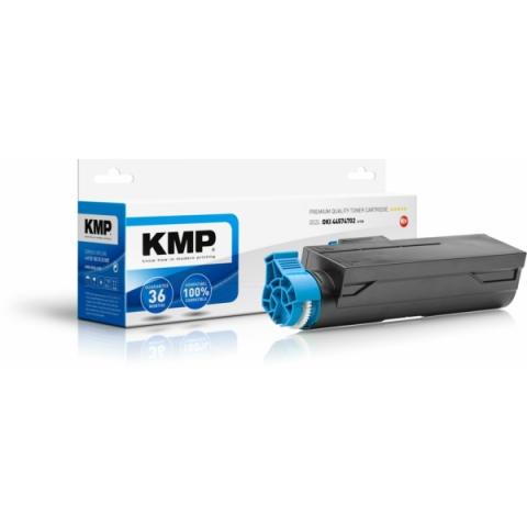 KMP Toner ersetzt original 44574702 für OKI