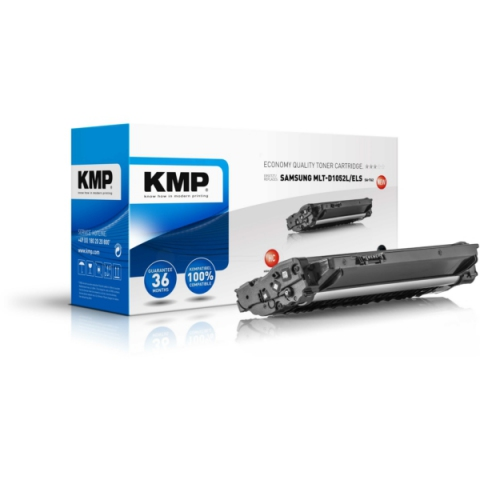 KMP Toner, recycelt in Economy Qualität für