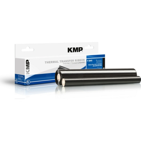 KMP Thermo-Transfer-Rolle, ersetzt Sharp UX-9