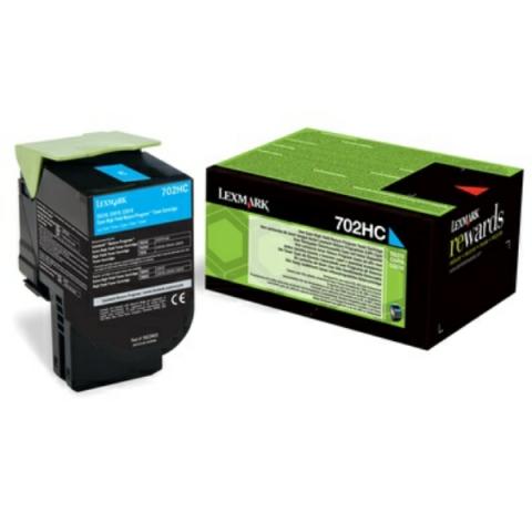 Lexmark 70C2HC0 Toner mit XL Füllmenge für CS