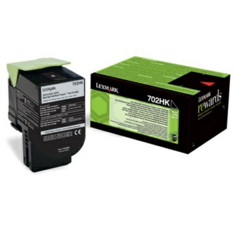 Lexmark 70C2HK0 Toner mit XL Füllmenge für CS