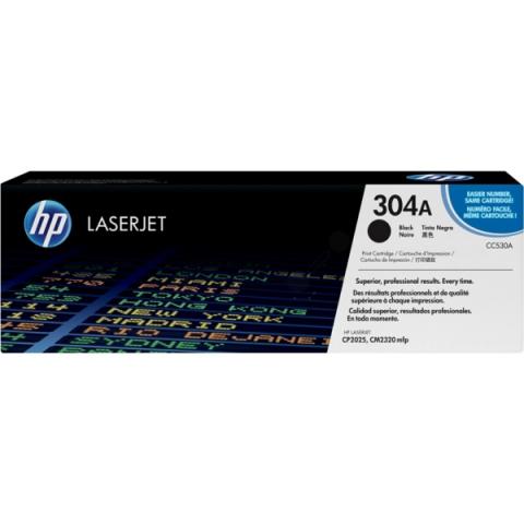 HP CC530A Toner original HP für ca. 3.500