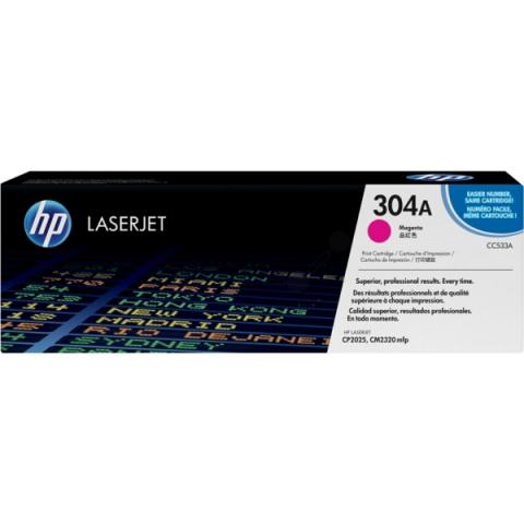 HP CC533A Toner original HP f�r ca. 2.800