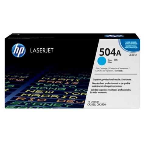 HP CE251A Toner passend f�r HP Color LaserJet