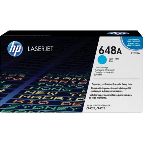 HP CE261A Toner für Laserjet M 4349 MFP von HP