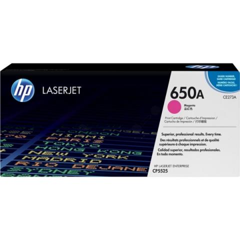 HP CE273A Toner HP für ca. 15.000 Seiten,
