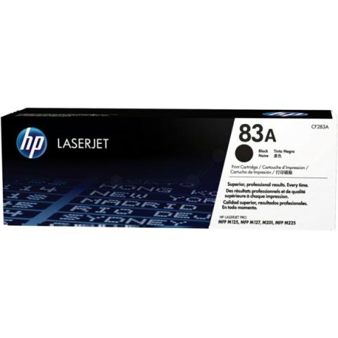 HP CF283A Toner f�r Color Laserjet PRO MFP M 125
