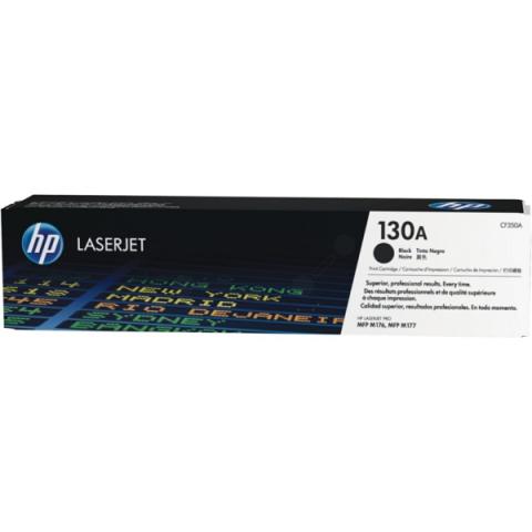 HP CF350A Toner für Color Laserjet PRO MFP M176