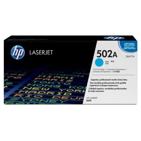 HP Q6471A Toner für Color LaserJet 3600 , 3600DN