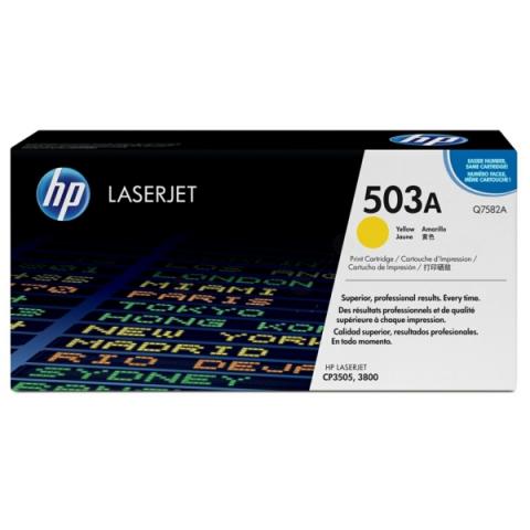 HP Q7582A Toner f�r ca.6.000 Seiten f�r HP Color