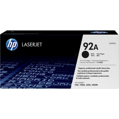 HP C4092A Toner für HP Laserjet 1100 , 3200 ,