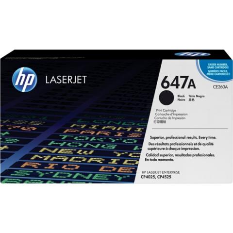 HP CE260A Toner für Laserjet M 4349 MFP von HP