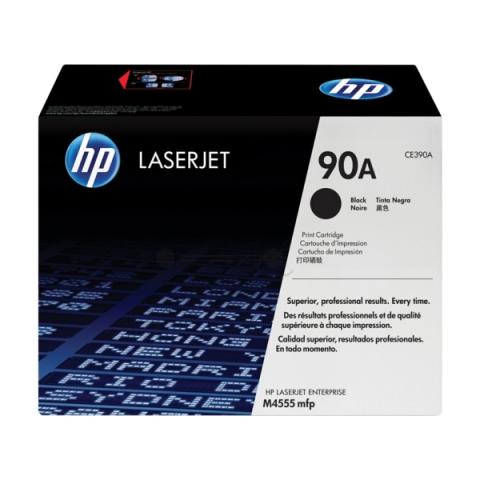 HP CE390A Toner HP für ca. 10.000 Seiten,
