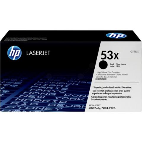HP Q7553X Toner original HP für ca. 7.000 Seiten