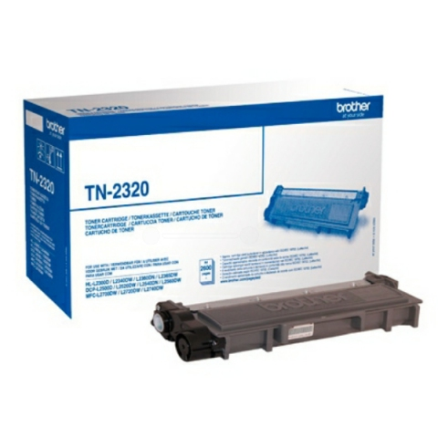 Brother TN-2320 Toner f�r TN-2320 XL f�r ca.