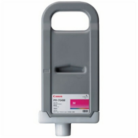 Canon Tintenpatrone PFI-704Mmit für ca. 700 ml