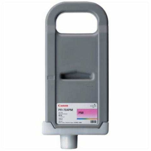 Canon Tintenpatrone PFI-704PM mit für ca. 700 ml