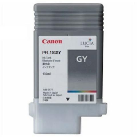 Canon Original Tintenpatrone PFI-103GY mit 130