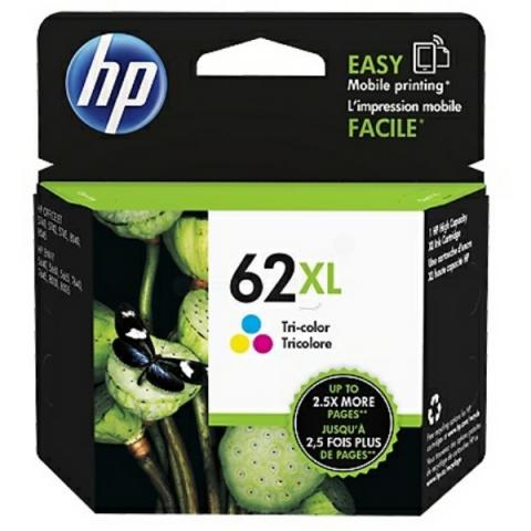 HP C2P07AE Druckerpatrone HP NO 62XL für ca. 415