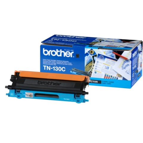 Brother TN-130C Toner f�r 1.500 Seiten f�r HL