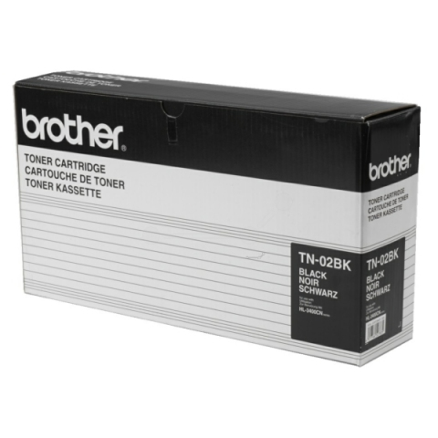 Brother TN-02BK Toner für HL 3400 , 3450
