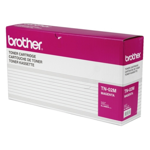 Brother TN-02M Toner für HL 3400 , 3450
