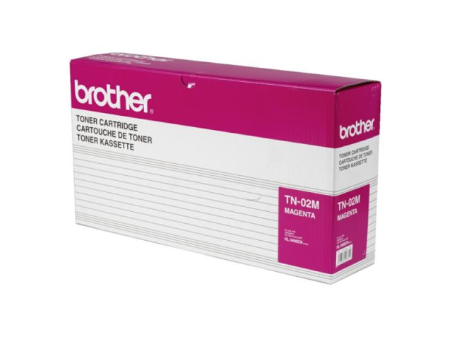 TN-02M Toner für Brother HL 3400 / 3450 magenta
