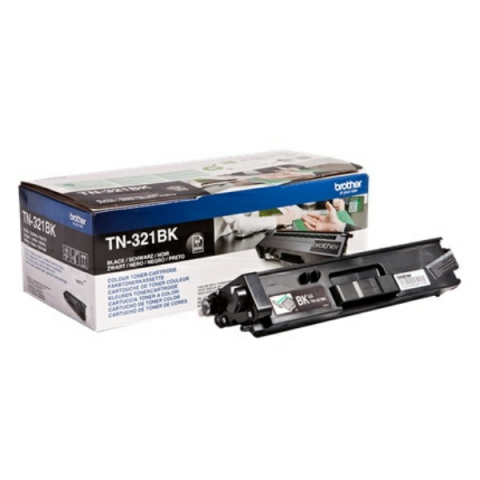 Brother TN-321BK Toner f�r 2.500 Seiten f�r
