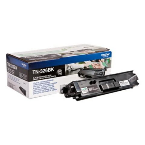 Brother TN-326BK Toner für 4.000 Seiten XL für