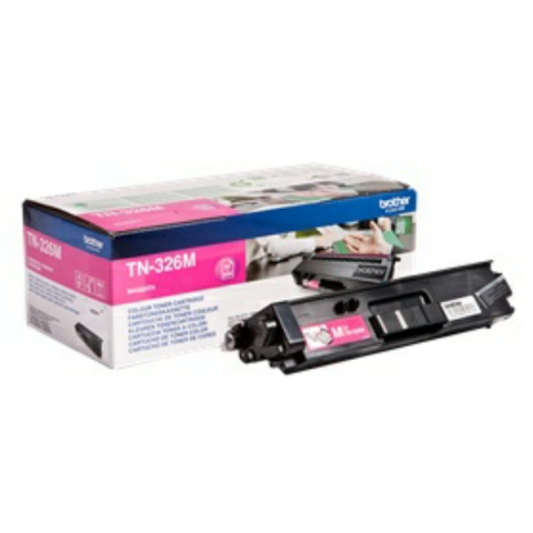 Brother TN-326M Toner f�r 3.500 Seiten XL f�r